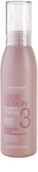 Alfaparf Milano Lisse Design Keratin Therapy Crème  voor Hitte Styling