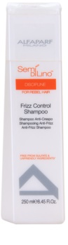 Alfaparf Milano Semi di Lino Discipline Shampoo für unnachgiebige und strapaziertes Haar