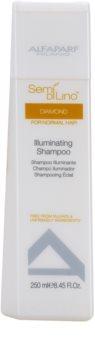 Alfaparf Milano Semi di Lino Diamond Illuminating Shampoo für höheren Glanz
