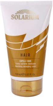 Alfaparf Milano Solarium θρεπτική μάσκα για μαλλιά επηρεασμένα από χλώριο, ήλιο και το αλμυρό νερό