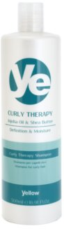 Alfaparf Milano Yellow Curly Therapy hydratační šampon pro vlnité vlasy