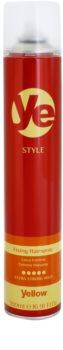 Alfaparf Milano Yellow Style Fixationsspray für das Haar