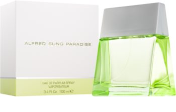 Alfred Sung Paradise Eau de Parfum for Women 100 ml