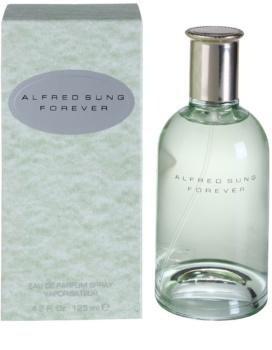 Alfred Sung Forever Eau de Parfum voor Vrouwen  125 ml