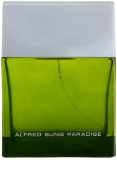 Alfred Sung Paradise toaletná voda pre mužov 100 ml