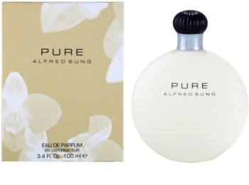 Alfred Sung Pure eau de parfum nőknek 100 ml