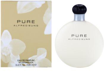 Alfred Sung Pure eau de parfum per donna 100 ml
