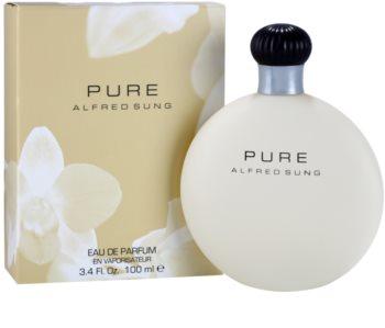 Alfred Sung Pure eau de parfum pentru femei 100 ml