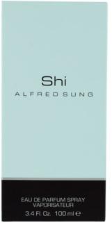 Alfred Sung Shi eau de parfum pour femme 100 ml