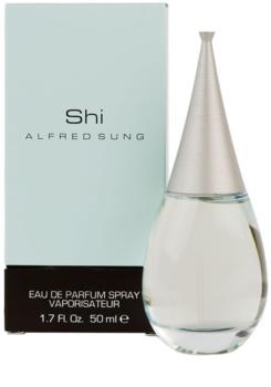Alfred Sung Shi Eau de Parfum voor Vrouwen  50 ml