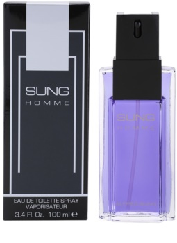 Alfred Sung Sung for Men Eau de Toilette für Herren 100 ml