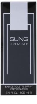 Alfred Sung Sung for Men Eau de Toilette voor Mannen 100 ml