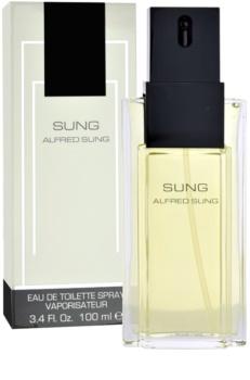 Alfred Sung Sung eau de toilette para mulheres 100 ml