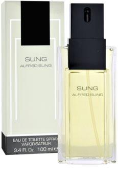 Alfred Sung Sung eau de toilette per donna 100 ml