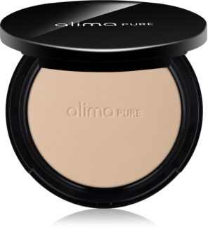 Alima Pure Face lichte compacte minerale make-up poeder