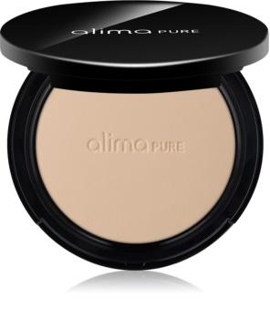 Alima Pure Face легкий компактний мінеральний пудровий тональний крем