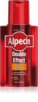 Alpecin Double Effect champú para hombre con cafeína anticaspa y anticaída