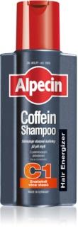 Alpecin Hair Energizer Coffeine Shampoo C1 shampoo alla caffeina uomo stimolante della crescita dei capelli