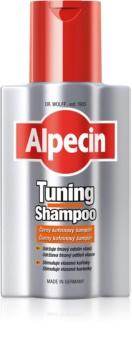 Alpecin Tuning Shampoo тонуючий шампунь для першої сивини