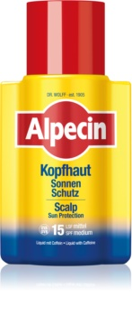 Alpecin Scalp Protection emulsione protettiva per cuoio capelluto SPF 15