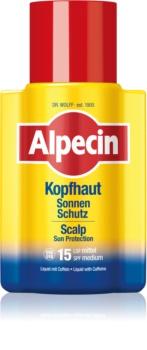 Alpecin Scalp Protection Protective Scalp Emulsion SPF15