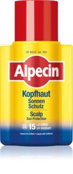 Alpecin Scalp Protection zaščitna emulzija za lasišče SPF 15