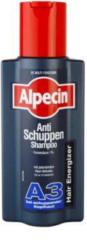 Alpecin Hair Energizer Aktiv Shampoo A3 активиращ шампоан против пърхот