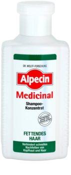 Alpecin Medicinal champô concentrado para cabelo e couro cabeludo oleosos