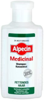 Alpecin Medicinal skoncentrowany szampon do przetłuszczających się włosów i skóry głowy