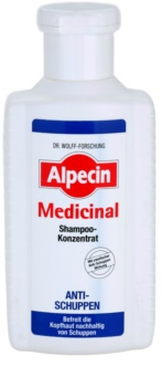 Alpecin Medicinal konzentriertes Shampoo gegen Schuppen