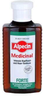 Alpecin Medicinal Forte lozione tonica intensa antiforfora e anticaduta