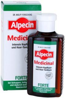 Alpecin Medicinal Forte intenzivni tonik proti prhljaju in izpadanju las