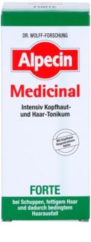 Alpecin Medicinal Forte intensives Tonikum gegen Schuppen und Haarausfall
