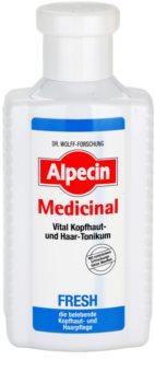 Alpecin Medicinal Fresh erfrischendes Tonikum für fettige Kopfhaut