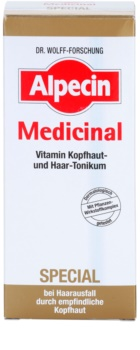 Alpecin Medicinal Special Tonikum gegen Haarausfall für empfindliche Kopfhaut