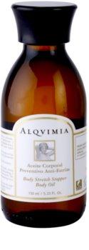 Alqvimia Silhouette testápoló olaj striák ellen