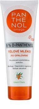 Altermed Panthenol Omega loção corporal para depois do sol com espinheiro