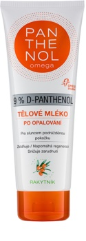 Altermed Panthenol Omega Loțiune de corp dupa plaja  cu catina