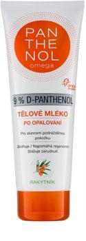 Altermed Panthenol Omega γαλάκτωμα σώματος για μετά την ηλιοθεραπεία με ιπποφαές