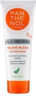 Altermed Panthenol Omega γαλάκτωμα σώματος για μετά την ηλιοθεραπεία με αλόη βέρα