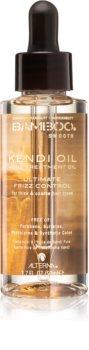 Alterna Bamboo Smooth óleo 100% de cuidado anti-frizz