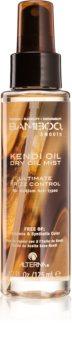Alterna Bamboo Smooth olio secco in spray contro i capelli crespi