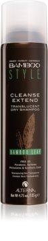 Alterna Bamboo Style suhi šampon brez sulfatov in parabenov