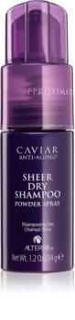 Alterna Caviar Anti-Aging shampoing sec