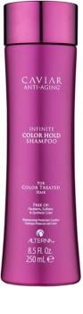 Alterna Caviar Infinite Color Hold champô de proteção para cabelo pintado