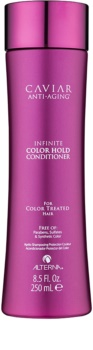 Alterna Caviar Infinite Color Hold acondicionador para conservar el color del cabello sin sulfatos y parabenos