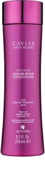 Alterna Caviar Infinite Color Hold conditioner voor kleurbescherming zonder Suflaat en zonder Parabeen