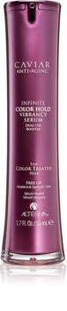 Alterna Caviar Anti-Aging Infinite Color Hold regenerujące i ochronne serum do włosów farbowanych