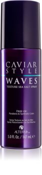 Alterna Caviar Style Hair Spray For Beach Effect