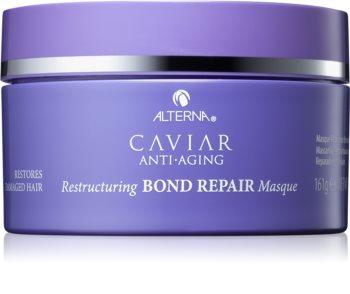 Alterna Caviar Anti-Aging Restructuring Bond Repair globinsko vlažilna maska za poškodovane lase
